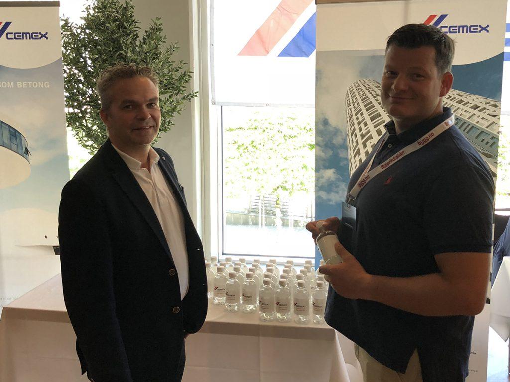 Bilde fra Fabeko-konferansen